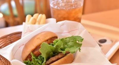 Photo of Burger Joint モスバーガー メルクス山口店 at 黒川82-1, 山口市, Japan