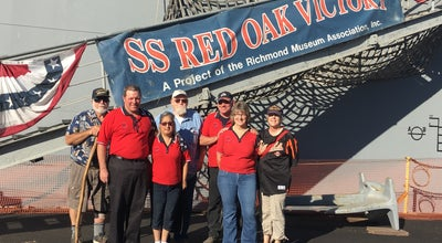 Photo of Historic Site SS Red Oak Victory at 1337 Canal Blvd, Berth 6a, Richmond, CA 94804, United States