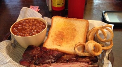 Photo of BBQ Joint J.T.'s Bar-B-Que at 505 S Sunnylane Rd, Oklahoma City, OK 73115, United States