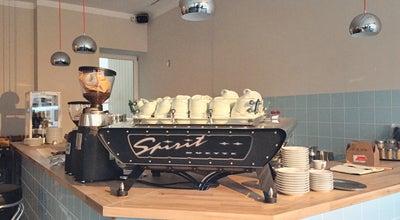 Photo of Cafe Milch at Ditmar-koel-str. 22, Hamburg 20459, Germany