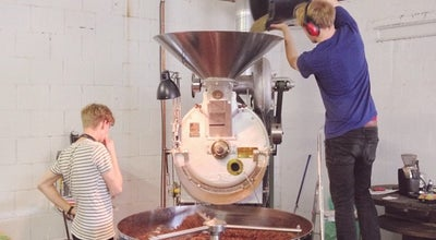 Photo of Factory Bonanza Coffee Roastery at Hochstraße 43, Berlin, Germany