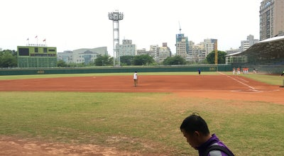 Photo of Baseball Field 立德棒球場 Li-De Baseball Stadium at 市政一路217號, 高雄市前金區 801, Taiwan