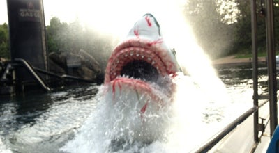 Photo of Theme Park Ride / Attraction ジョーズ (JAWS) at 此花区桜島2-1-33, 大阪市 554-0031, Japan
