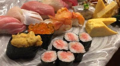 Photo of Sushi Restaurant すし築地日本海 長野駅前店 at 南千歳1-19-3, 長野市 380-0823, Japan