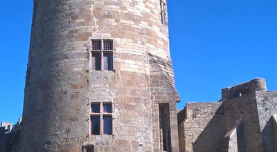 Photo of Castle Château de Dinan at Promenade Des Petits Fossés, Dinan 22100, France