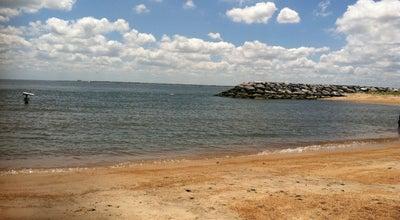 Photo of Beach Outlook Beach Ft. Monroe at Gullick Dr, Ft. Monroe, VA 23651, United States