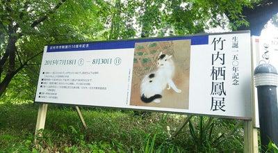 Photo of Art Gallery 小杉方菴記念日光美術館 at 山内2388-3, 日光市, Japan
