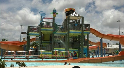 Photo of Water Park Grapeland Water Park at 1550 Nw 37 Ave, Miami, FL 33125, United States