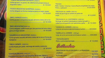 Photo of BBQ Joint El Gaucho at Carrera 12 4-10, Pereira, Colombia