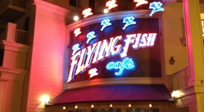 Photo of Seafood Restaurant Flying Fish Café at Disney's Boardwalk, Lake Buena Vista, FL 32830, United States