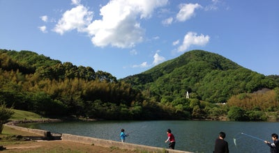 Photo of Lake 奥野ダム at 鎌田字横堀, 伊東市, Japan