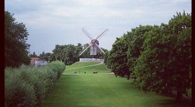 Photo of Park De Molens at Bruges, Belgium