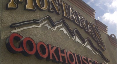 Photo of Steakhouse Montana's Cookhouse at 511 Norwich Ave, Woodstock, On N4S 3W5, Canada