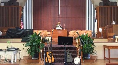 Photo of Church Church Of The Holy Cross at 440 W Lanikaula St, Hilo, HI 96720, United States