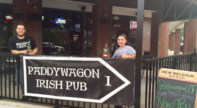 Photo of Bar Paddywagon Irish Pub USF at 2711 University Square Dr, Tampa, FL 33612, United States