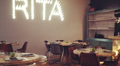 Photo of Restaurant Rita & Champagne at C. Orellana, 1, Madrid, Spain