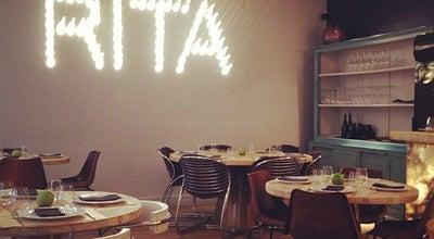 Photo of Restaurant Rita & Champagne at C. Orellana, 1, Madrid, Spain