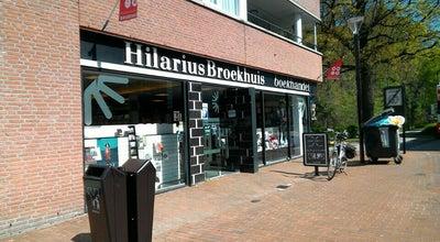 Photo of Bookstore Hilarius Broekhuis at Koornmarkt 24, Almelo 7607 HZ, Netherlands