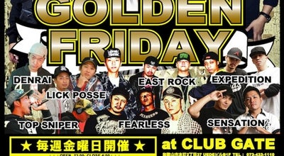 Photo of Rock Club CLUB GATE WAKAYAMA at 本町2-37, 和歌山市 640-8033, Japan