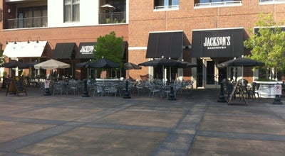 Photo of American Restaurant Jackson's Bar & Bistro at 1831 28th Ave S, Birmingham, AL 35209, United States