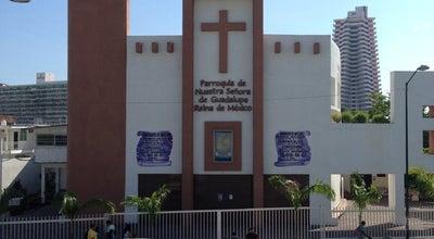 Photo of Church Parroquia de Nuestra Señora de Guadalupe at Av. Universidad S/n, Acapulco de Juárez 39670, Mexico