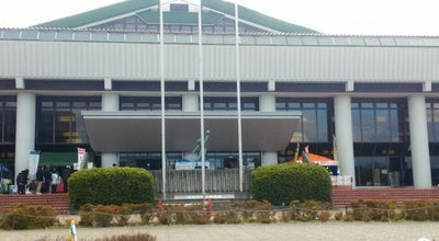Photo of Basketball Court 草津市立総合体育館 at 下笠町161, 草津市, Japan