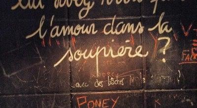 Photo of Gay Bar Les Souffleurs at 7 Rue De La Verrerie, Paris 75004, France