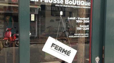 Photo of Design Studio La Fausse Boutique at 32 Rue Fontaine, Paris 75009, France