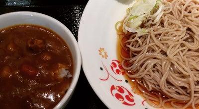 Photo of Ramen / Noodle House 生蕎麦 いろり庵 きらく at 平塚市宝町1-1, 平塚市, Japan