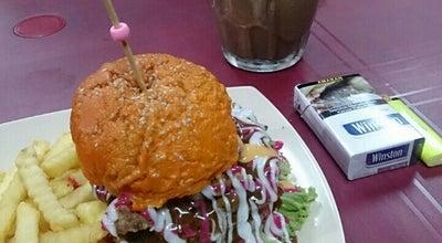 Photo of Burger Joint My Richer Burger at No.15 Gerai Mpk, Kluang, Johor 86000, Malaysia
