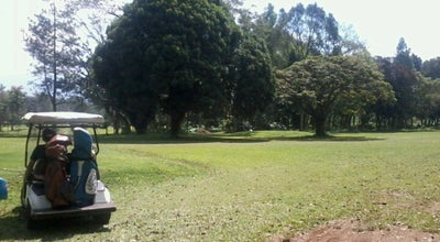 Photo of Golf Course Padang Golf Abdulrachman saleh at Malang, Indonesia