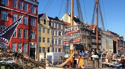Photo of Bridge Inderhavnsbroen at Nyhavn, Copenhagen 1057, Denmark