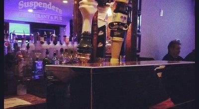 Photo of Bar Suspenders Restaurant & Pub at 1131 Magie Ave, Union, NJ 07083, United States