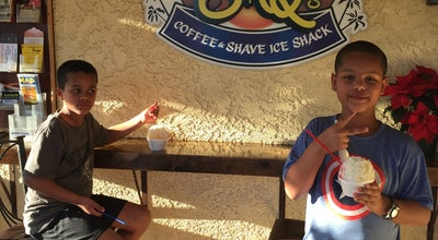 Photo of Cafe S&Q's Coffee & Shave Ice Shack at 2439 S Kihei Rd, Kihei, HI 96753, United States