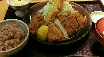 Photo of Japanese Restaurant かつ福 本店 at 立石3-1-36, 岩国市 740-0011, Japan
