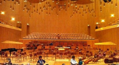 Photo of Concert Hall Sala Mozart at Calle De Violante De Hungría, 4, Zaragoza 50009, Spain