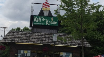 Photo of Ice Cream Shop Kell's kreme at Revere Beach, Revere, MA 02151, United States
