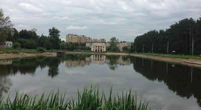 Photo of Lake Пруд В Кутузово at Russia
