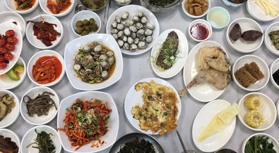Photo of Korean Restaurant 대대선창집 at 순천만길 542, 순천시 540-290, South Korea