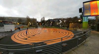 Photo of Playground Seattle Center Playground at Seattle, WA, United States