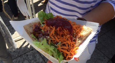 Photo of Food Truck Street Food Festival at Frankfurt, Germany