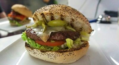 Photo of Burger Joint Dr.Burger at C. Camí Ral, 434, Mataró 08302, Spain