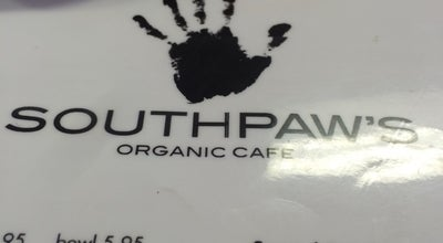 Photo of Cafe Southpaw's Organic Café at 6009 Berkshire Ln, Dallas, TX 75225, United States