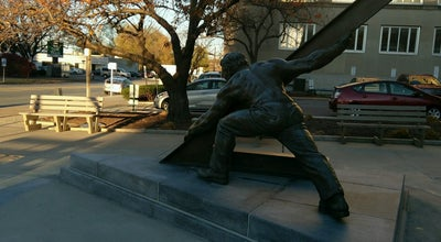 Photo of Historic Site The PA Worker Statue at Boas St, Harrisburg, PA 17102, United States