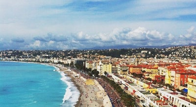 Photo of Scenic Lookout Panorama de la Baie des Anges at Quai Rabau Capeu, Nice 06300, France