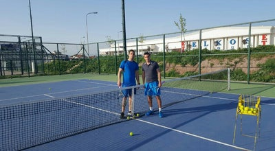 Photo of Tennis Court T.K. Triumf at Macedonia