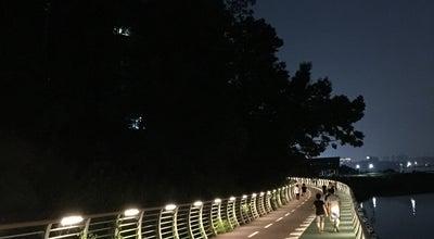 Photo of Lake 기흥호수 산책로 at South Korea