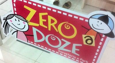 Photo of Ice Cream Shop Zero a Doze Park & Sorveteria at R. Alvorada, 239, Vitória, Rio Branco 69901-770, Brazil