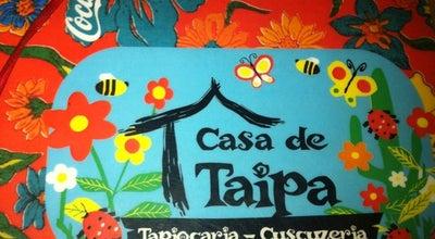 Photo of Tapiocaria Casa de Taipa at R. Dr. Manoel Augusto Bezerra De Araújo, 130a, Natal 59090-380, Brazil