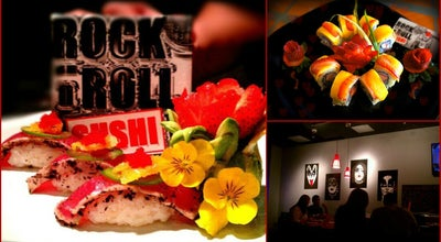 Photo of Sushi Restaurant Rock-N-Roll Sushi - Trussville at 5078 Pinnacle Square #1060, Trussville, AL 35173, United States